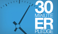 30 Minute ED Pledge